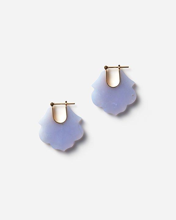 CREST / Blue Chalcedony