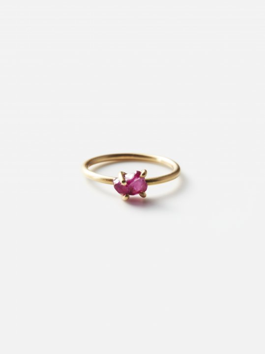 Ruby Gem Ring (Myanmar)<img class='new_mark_img2' src='https://img.shop-pro.jp/img/new/icons8.gif' style='border:none;display:inline;margin:0px;padding:0px;width:auto;' />