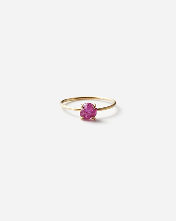 Ruby Gem Ring A<img class='new_mark_img2' src='https://img.shop-pro.jp/img/new/icons8.gif' style='border:none;display:inline;margin:0px;padding:0px;width:auto;' />