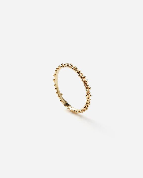 Bubble Ring   ゴールド リング【10/1 fri.〜10 sun. 期間限定受注会】