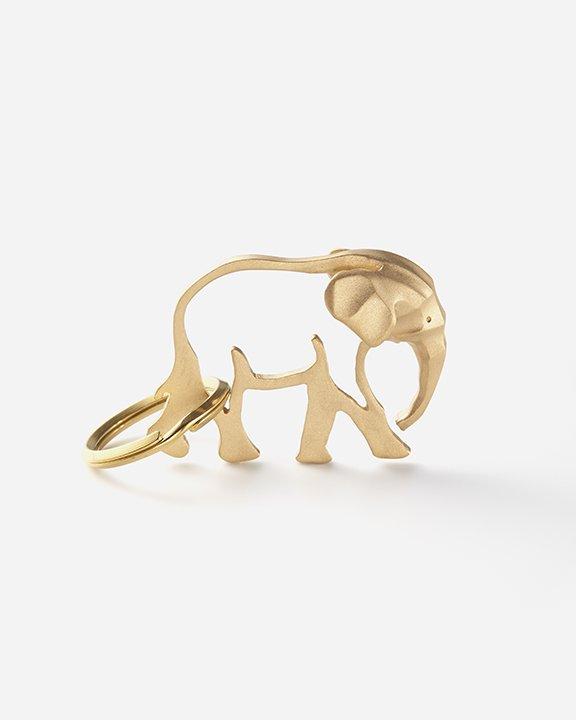Elephant(ゾウ)Key Ring<img class='new_mark_img2' src='https://img.shop-pro.jp/img/new/icons56.gif' style='border:none;display:inline;margin:0px;padding:0px;width:auto;' />