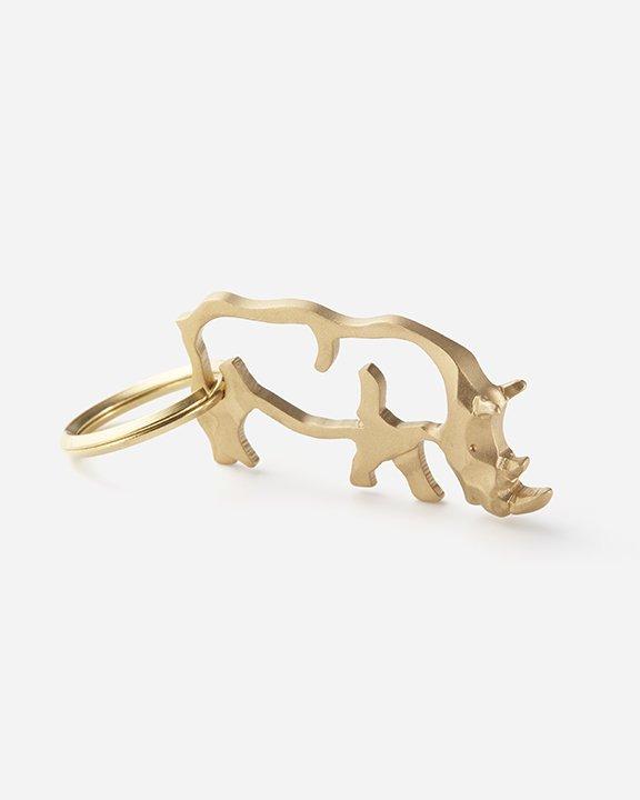 Rhino(サイ)Key Ring