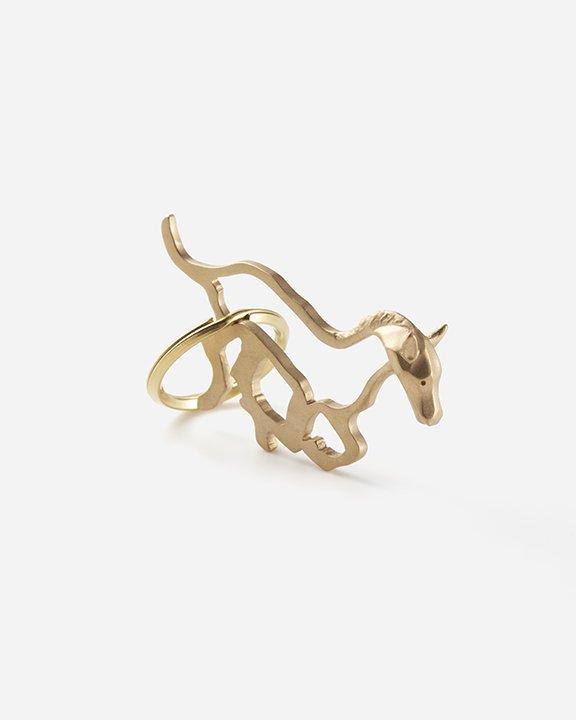 Horse(ウマ)Key Ring