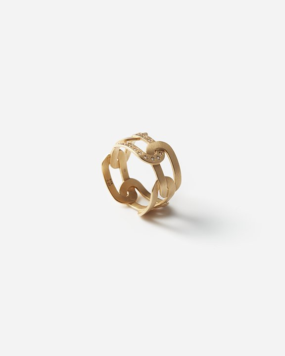 JOINT Ring / 11.0MM / Diamonds<img class='new_mark_img2' src='https://img.shop-pro.jp/img/new/icons8.gif' style='border:none;display:inline;margin:0px;padding:0px;width:auto;' />