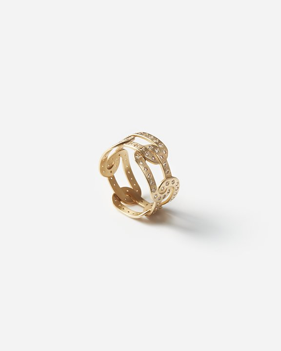 JOINT Ring / 11.0MM / Full Diamonds<img class='new_mark_img2' src='https://img.shop-pro.jp/img/new/icons8.gif' style='border:none;display:inline;margin:0px;padding:0px;width:auto;' />