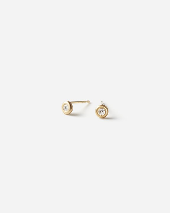 PUFF Pierce / Solitaire / M<img class='new_mark_img2' src='https://img.shop-pro.jp/img/new/icons8.gif' style='border:none;display:inline;margin:0px;padding:0px;width:auto;' />
