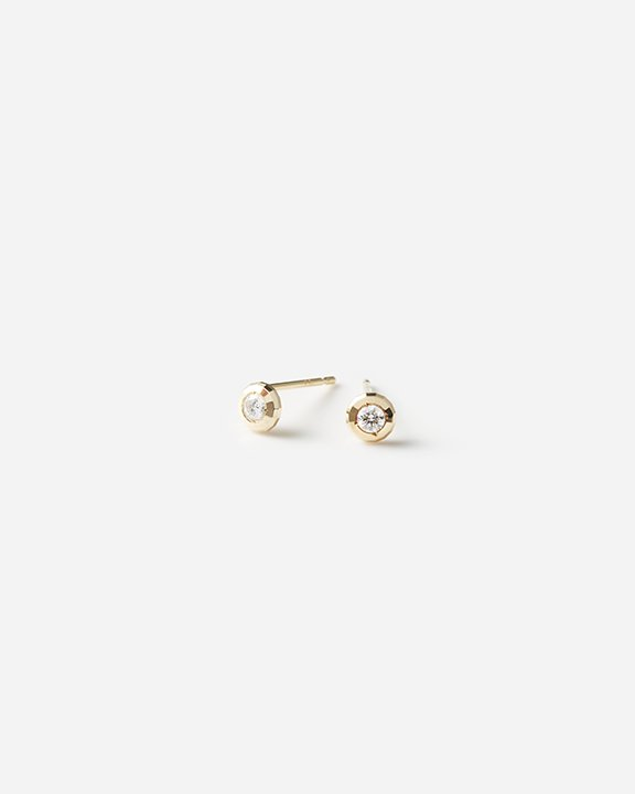 PUFF Pierce / MIRROR Solitaire / M<img class='new_mark_img2' src='https://img.shop-pro.jp/img/new/icons8.gif' style='border:none;display:inline;margin:0px;padding:0px;width:auto;' />