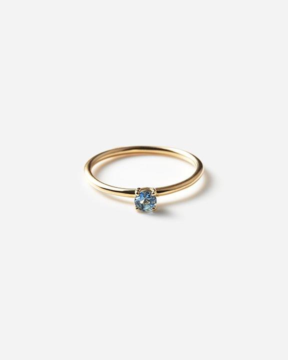 Santamaria Aquamarine Ring | サンタマリアアクアマリンリング