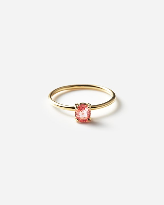 Pink Sapphire Ring   ピンクサファイヤ リング<img class='new_mark_img2' src='https://img.shop-pro.jp/img/new/icons8.gif' style='border:none;display:inline;margin:0px;padding:0px;width:auto;' />