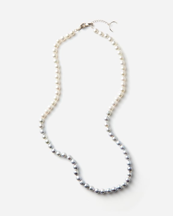 Natural Akoya gradation necklace  | アコヤパール ネックレス<img class='new_mark_img2' src='https://img.shop-pro.jp/img/new/icons8.gif' style='border:none;display:inline;margin:0px;padding:0px;width:auto;' />
