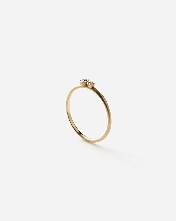 Married Double Black Diamond Ring   ダイヤモンド リング【10/1 fri.〜10 sun. 期間限定受注会】<img class='new_mark_img2' src='https://img.shop-pro.jp/img/new/icons8.gif' style='border:none;display:inline;margin:0px;padding:0px;width:auto;' />