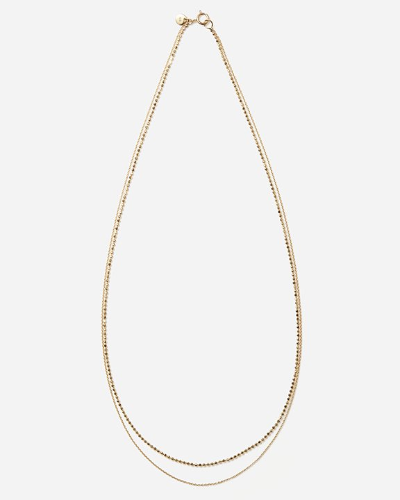 Rippling Necklace   ネックレス【10/1 fri.〜10 sun. 期間限定受注会】<img class='new_mark_img2' src='https://img.shop-pro.jp/img/new/icons8.gif' style='border:none;display:inline;margin:0px;padding:0px;width:auto;' />