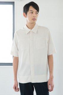 345ストレートオーバーシャツ メンズ【在庫限り】