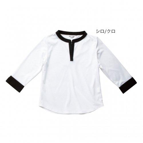 621 2WAYプルTシャツ レディース