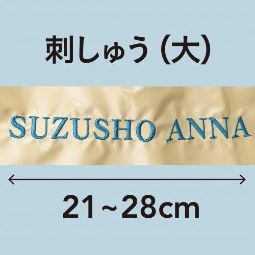 9004-06刺しゅう(大)21〜28cm