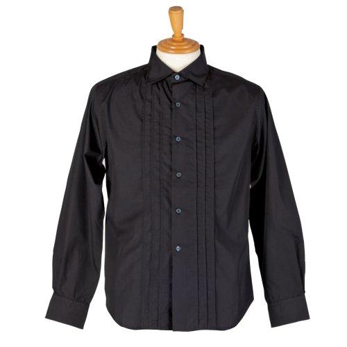 27009ピンタック3シャツ メンズ