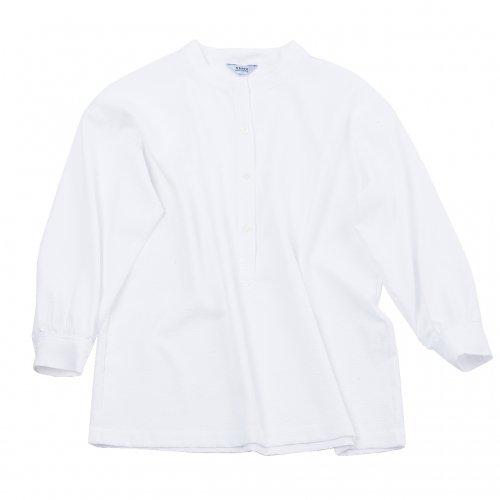 22009プルオーバーシャツ 袖バルーン
