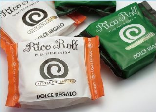 Rico Roll リコロ−ル 《ミルク》 無添加 カット ロ−ルケ−キ 個包装<img class='new_mark_img2' src='https://img.shop-pro.jp/img/new/icons47.gif' style='border:none;display:inline;margin:0px;padding:0px;width:auto;' />