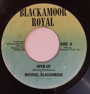 MICHAEL BLACKAMOOR - OPEN UP<img class='new_mark_img2' src='https://img.shop-pro.jp/img/new/icons25.gif' style='border:none;display:inline;margin:0px;padding:0px;width:auto;' />