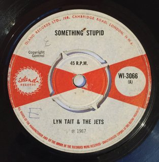 LYN TAIT & THE JETS - SOMETHING STUPID