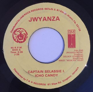 ICHO CANDY - CAPTAIN SELASSIE I