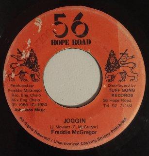 FREDDIE MCGREGOR - JOGGIN