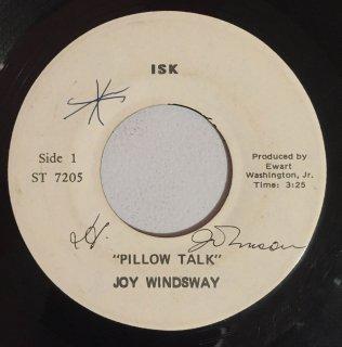 JOY WINDSWAY - PILLOW TALK