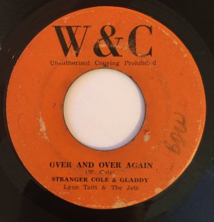 STRANGER COLE & GLADDY - OVER AND OVER AGAIN