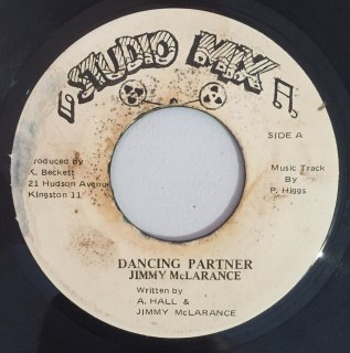 JIMMY MCLARANCE - DANCING PARTNER<img class='new_mark_img2' src='https://img.shop-pro.jp/img/new/icons25.gif' style='border:none;display:inline;margin:0px;padding:0px;width:auto;' />