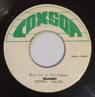 NORMA FRAZER - FIRST CUT IS THE DEEPEST