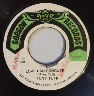 TONY TUFF - LOVE CAN CONQUER