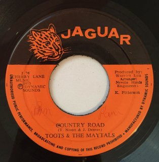 MAYTALS - COUNTRY ROAD