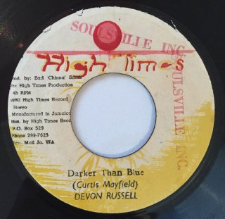 DEVON RUSSELL - DARKER THAN BLUE<img class='new_mark_img2' src='https://img.shop-pro.jp/img/new/icons25.gif' style='border:none;display:inline;margin:0px;padding:0px;width:auto;' />