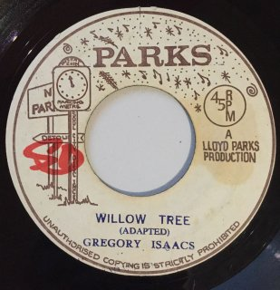 GREGORY ISAACS - WILLOW TREE