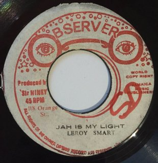 LEROY SMART - JAH IS MY LIGHT