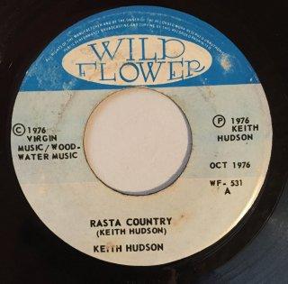 KEITH HUDSON - RASTA COUNTRY