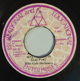 BILLY COLE ORCHESTRA - MYSTIC MOOD