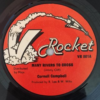 CORNELL CAMPBELL - MANY RIVERS TO CROSS<img class='new_mark_img2' src='https://img.shop-pro.jp/img/new/icons25.gif' style='border:none;display:inline;margin:0px;padding:0px;width:auto;' />