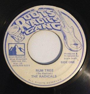 RADICALS - RUM TREE
