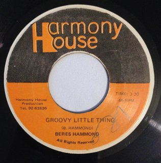 BERES HAMMOND - GROOVY LITTLE THING