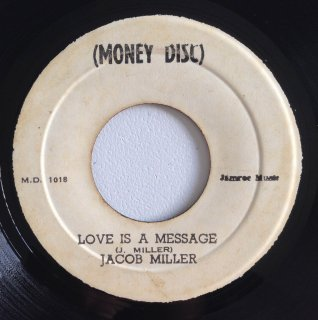 JACOB MILLER - LOVE IS A MESSAGE