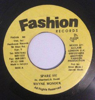 WAYNE WONDER - SPARE ME