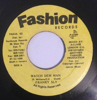FRANKY SLY - WATCH DEM MAN