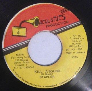STAPLER - KILL A SOUND