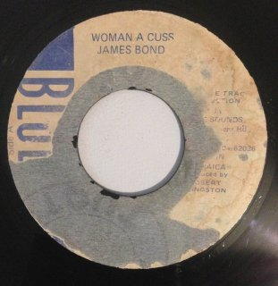 JAMES BOND - WOMAN A CUSS
