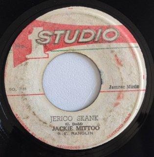 JACKIE MITTOO - JERICO SKANK