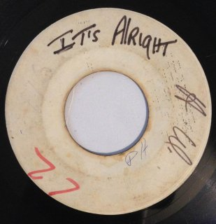 DERRICK HARRIOTT - IT'S ALRIGHT