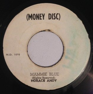 HORACE ANDY - MAMMIE BLUE