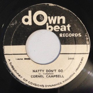 CORNEL CAMPBELL - NATTY DON'T GO