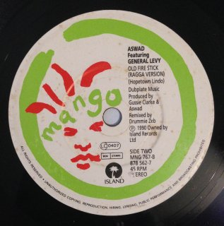 ASWAD & GENERAL LEVY - OLD FIRE STICK